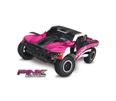 RC машина Traxxas Slash 1/10 2WD Pink