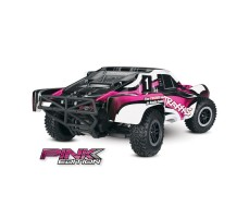 фото RC машины Traxxas Slash 1/10 2WD Pink