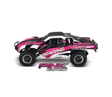 фото RC машины Traxxas Slash 1/10 2WD Multicolor Pink