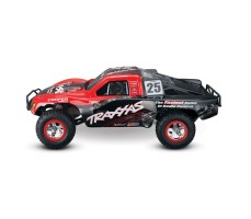 фото RC машины Traxxas Slash 1/10 2WD Red сбоку
