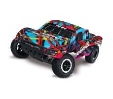 RC машина Traxxas Slash 1/10 2WD VXL TSM Multicolor