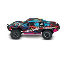 фото RC машины Traxxas Slash 110 2WD VXL TSM Multicolor