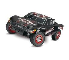 RC машина Traxxas Slash 1/10 4WD VXL TSM OBA Black