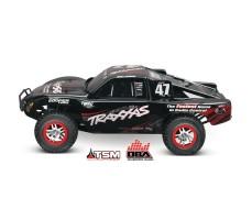 фото RC машины Traxxas Slash 1/10 4WD VXL TSM OBA Black