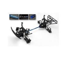 фото рулевого управления RC машины Traxxas Slash 1/10 4WD VXL TSM OBA Black