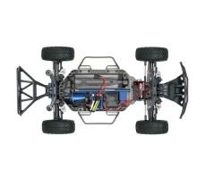 фото бесщеточной системы RC машины Traxxas Slash 1/10 4WD VXL TSM OBA Red