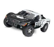 RC машина Traxxas Slash 1/10 4WD VXL TSM OBA White