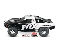 фото RC машины Traxxas Slash 1/10 4WD VXL TSM OBA White