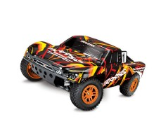 Радиоуправляемая машина TRAXXAS Slash 4x4 1/10 Orange