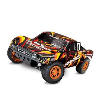 Радиоуправляемая машина TRAXXAS Slash 4x4 1/10 Orange | Купить, цена, отзывы