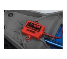 фото транспондера на шассиRC машины Traxxas Slash 4x4 Platinum 1/10 VXL LCG