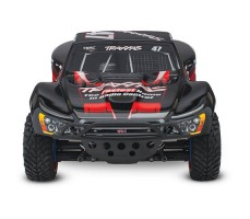 фото RC машины Traxxas Slash Ultimate 1/10 4WD VXL TQi Black спереди