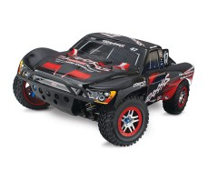 RC машина Traxxas Slash Ultimate 1/10 4WD VXL TQi Black