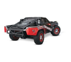 фото RC машины Traxxas Slash Ultimate 1/10 4WD VXL TQi Black сзади