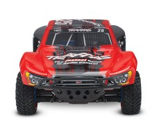 фото RC машины Traxxas Slash Ultimate 1/10 4WD VXL TQi Red спереди
