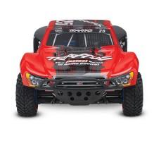 фото RC машины Traxxas Slash Ultimate 1/10 4WD VXL TQi Red спереди