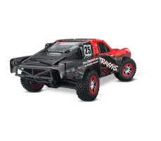 фото RC машины Traxxas Slash Ultimate 1/10 4WD VXL TQi Red сзади