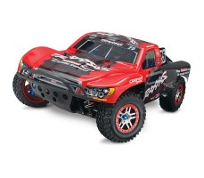 RC машина Traxxas Slash Ultimate 1/10 4WD VXL TQi Red