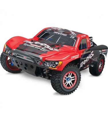 RC машина Traxxas Slash Ultimate 1/10 4WD VXL TQi Red | Купить, цена, отзывы