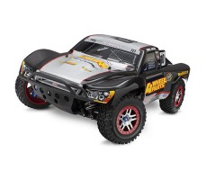 RC машина Traxxas Slash Ultimate 1/10 4WD VXL TQi Silver