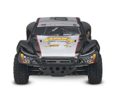 фото RC машины Traxxas Slash Ultimate 1/10 4WD VXL TQi Silver спереди