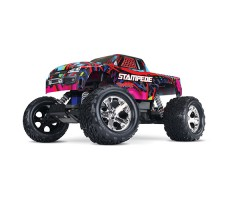 RC машина Traxxas Stampede Courtney Force Edition 1/10 2WD