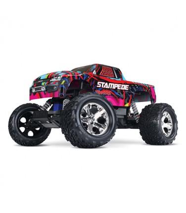 RC машина Traxxas Stampede Courtney Force Edition 1/10 2WD | Купить, цена, отзывы