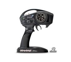 фото аппаратуры управления радиоуправляемой машины Traxxas Stampede VXL 1/10 2WD TSM Black/Blue