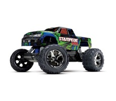 RC машина Traxxas Stampede VXL 1/10 2WD TSM Blue
