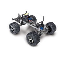 RC машина Traxxas Stampede VXL 1/10 2WD TSM Red