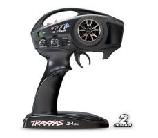 фото пульта д/у радиоуправляемой машины  Traxxas Summit 1/10 4WD