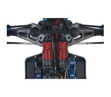 фото амортизаторов в системе радиоуправляемой машины  Traxxas Summit 1/10 4WD