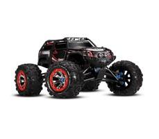 Радиоуправляемая машина Traxxas Summit 1/10 4WD Black
