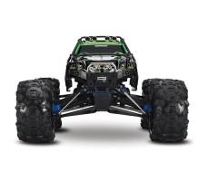 фото радиоуправляемой машины  Traxxas Summit 1/10 4WD Green спереди