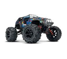 Радиоуправляемая машина TRAXXAS Summit 1/16 4WD + светотехника