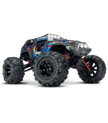 Радиоуправляемая машина TRAXXAS Summit 1/16 4WD + светотехника | Купить, цена, отзывы