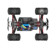 фото бесщеточной системы радиоуправляемой машины Traxxas Summit 1/16 4WD VXL TSM Plus