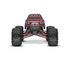 фото радиоуправляемой машины Traxxas Summit 1/16 4WD VXL TSM Plus Red спереди