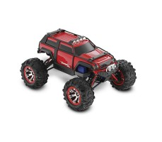 RC машина Traxxas Summit 1/16 4WD VXL TSM Plus Red