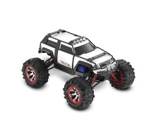 RC машина Traxxas Summit 1/16 4WD VXL TSM Plus White