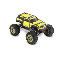 RC машина Traxxas Summit 1/16 4WD VXL TSM Plus Yellow
