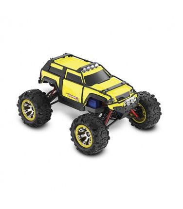 RC машина Traxxas Summit 1/16 4WD VXL TSM Plus Yellow | Купить, цена, отзывы