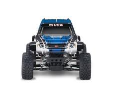 фото RC машины Traxxas Telluride 1/10 4WD Blue спереди