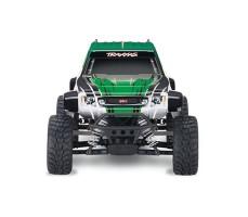фото RC машины Traxxas Telluride 1/10 4WD Green спереди