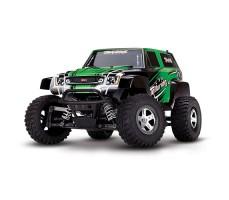 RC машина Traxxas Telluride 1/10 4WD Green