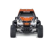 фото RC машины Traxxas Telluride 1/10 4WD Orange спереди