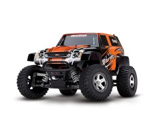 RC машина Traxxas Telluride 1/10 4WD Orange