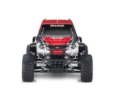 фото RC машины Traxxas Telluride 1/10 4WD Red спереди