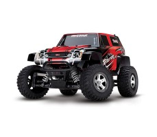 RC машина Traxxas Telluride 1/10 4WD Red