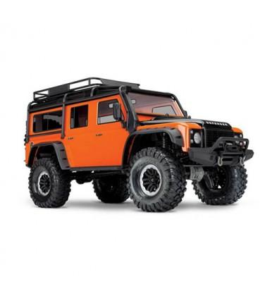 Радиоуправляемая машина TRAXXAS TRX-4 Land Rover Defender 1/10 4WD Adventure Edition | Купить, цена, отзывы